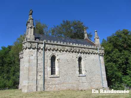 Chapelle Saint-Erminfroid
